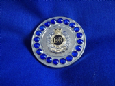 ROYAL CORPS OF ENGINEERS ( ROYAL ENGINEERS ) BROACH / BROOCH (SB)